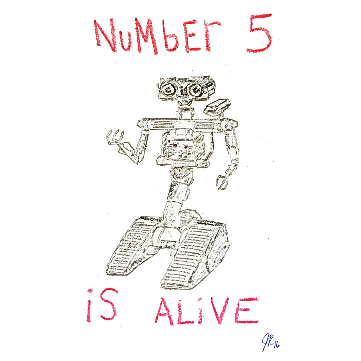 Episode 63 No Disassemble Short Circuit 1986 The Number 5 Is Alive Johnny From Movie 30something Podcast